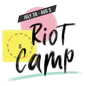 Riot Camp Generic screen
